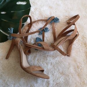 Brian Atwood Ankle wrap Strap heels